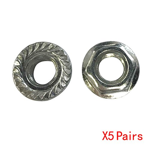 New 45/mm pistone 11/mm pin W//anelli kit per motosega cinese 5200/52/cc Tarus Sanli