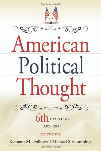 American Political Thought, 6th Edition