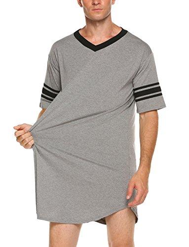 Tootless-Men Split Crew-Neck Vests Sleeveless Tank T-Shirt Top Tees