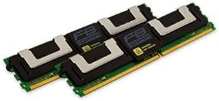 Kingston 8GB (4GBx2), 667MHz DDR2 SDRAM Memory Kit for HP Compaq (KTH-XW667/8G)