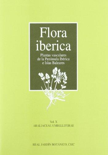 Flora ibérica: Araliaceae-Umbelliferae