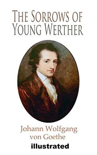 The Sorrows of Young Werther illustrated (English Edition)