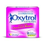 Oxytrol Womens Overactive Bladder Patch 8 Ct, Pack of 3