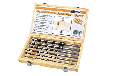 Foto di Mannesmann M54620 - Set 6 punte per trapano, per legno, 230 mm