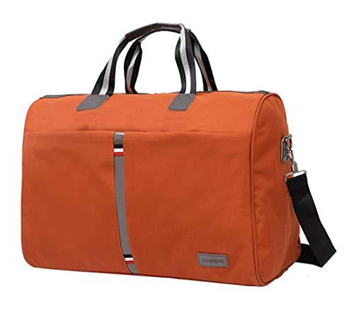 Portable Foldable Shoulder Bag Waterproof Travel Bag Luggage Bag Large Capacity Multifunctional