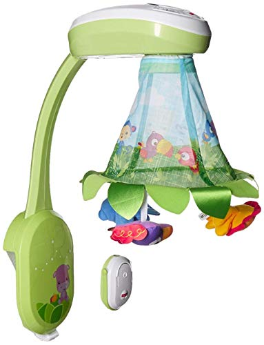 Fisher-Price - DFP09 - Mobile Feuilles Magiques