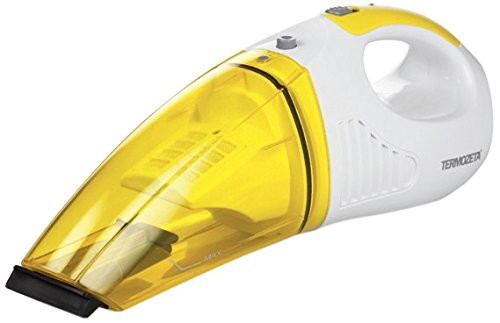 Termozeta 72368 g senza sacchetto Trasparente, Bianco, Giallo aspiratore portatile