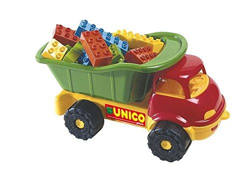 COSTRUZIONE Unico Base-Camion 34pz 8501