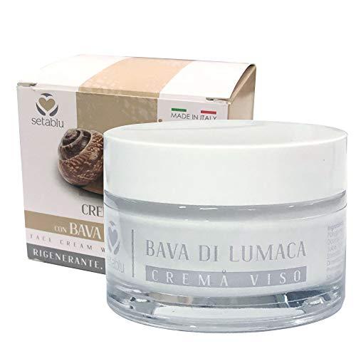 SETABLU Crema Viso Bava di Lumaca 574587 per pelli secche rigenerante 50 ml