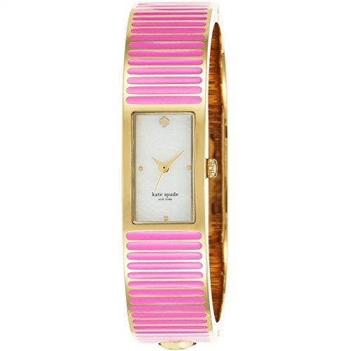 kate spade new york Women's 1YRU0168 Carousel Analog Display Japanese Quartz Pink Watch