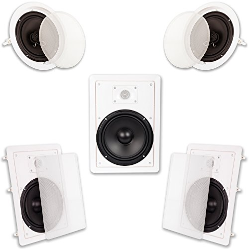 Acoustic Audio HT-85 in Wall in Ceiling 1500W ...