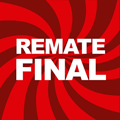 Cartel Remate Final | Cartel publicitario Remate Final | Cartel Oferta Remate Final | Cartel Oportunidad Remate Final |