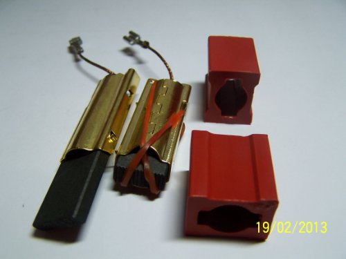Motorkolen, koolstof-wasmachine geschikt voor Miele 4297410, 4297411, 4297413-5x15x29,5/27mm