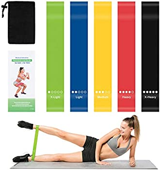 Portzon Resistance Loop Exercise Bands