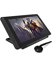 HUION Kamvas 13 2020 Graphics Drawing Tablet with Screen Pen Display with Full Laminated Screen Battery-Free Stylus 8192 Pressure Sensitivity Tilt 8 Express Keys