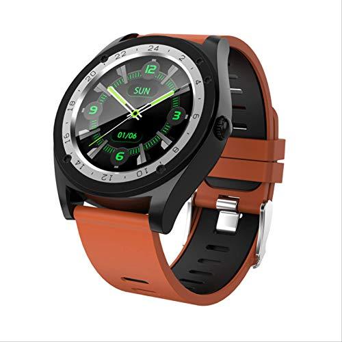 Leisont - Reloj Inteligente Deportivo para Hombres y Mujeres smartwatch Fitness Tracker Pulsera presión Arterial