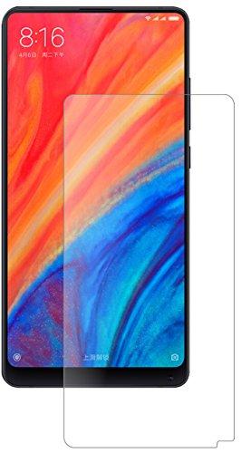 dipos I 2X Panzerfolie matt kompatibel mit Xiaomi Mi Mix 2S Schutzfolie 9H Bildschirmschutz-Folie