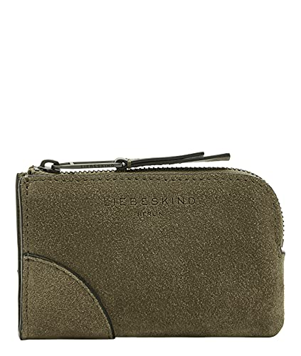 Liebeskind Berlin Audre Suede Lena, Wallet Extra Small Donna, Tea Leaf