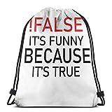 Almost-Okay-Shop Falso è Divertente perché è Vero - Citazione del Programmatore Borsa c...