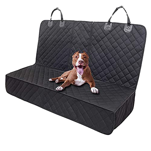 Car Seat Covers for Dogs Kids, Waterproof Back Seat Cover for Car, Pets Seat Covers for Cars, SUVs,Car Seat Cover for Dogs 100% Scratchproof