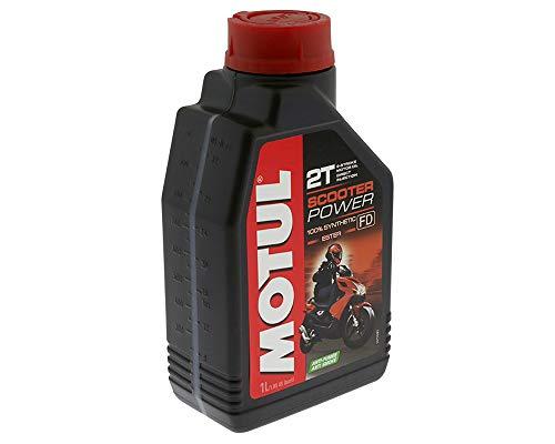 Motoröl MOTUL 2T Scooter Power vollsynthetisch Roller Öl 1L Einspitzer,Injection