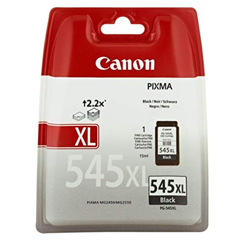 Canon Pixma MG 2550 (PG-545 XL / 8286 B 004) - original - Printhead black - 400 Pages -...