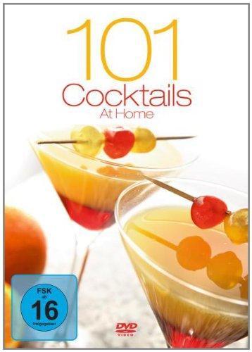 101 Cocktails at Home [Reino Unido] [DVD]