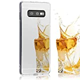 NALIA Mirror Case compatible with Samsung Galaxy S10e,