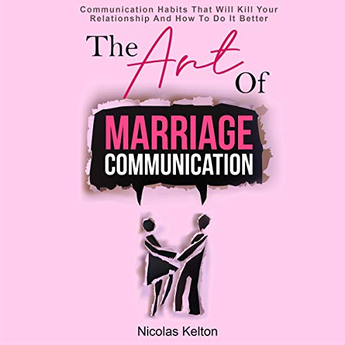 The Art of Marriage Communication  By  cover art
