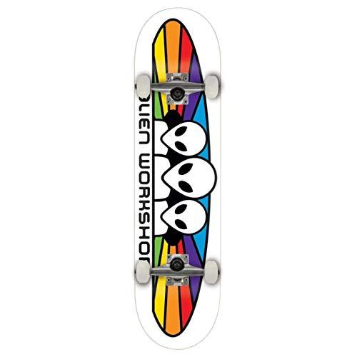 Alien Workshop Spectrum - Skateboard completo, Multi, 7.75'