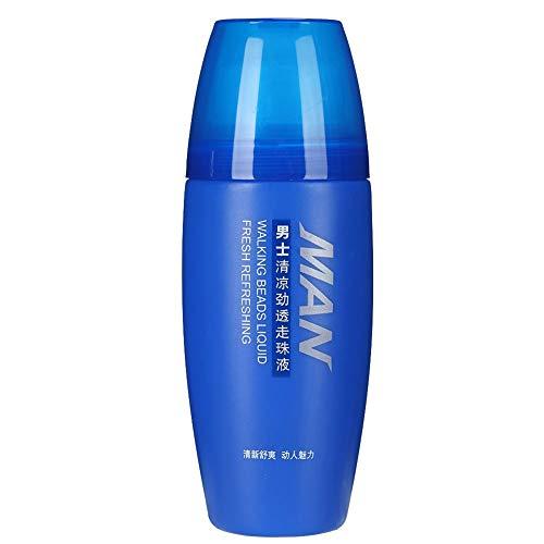 Déodorant anti-transpirant, élimination des odeurs corporelles des bâtonnets désodorisants pour les aisselles, 50ml(03)