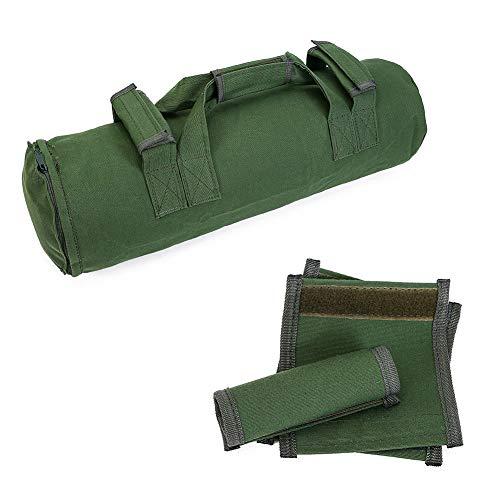 Sacos de arena de entrenamiento para fitness, bolsa de arena de entrenamiento de peso resistente, bolsas de arena ajustables para ejercicios de entrenamiento de fuerza funcional ( SIN ARENA )