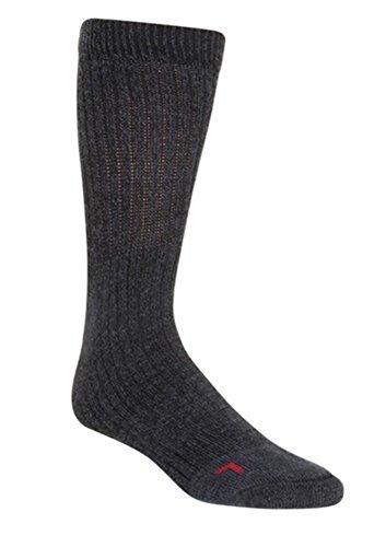 Thibet Wandersocken Hiking Socks, Farben alle:grau, Größe:44-47
