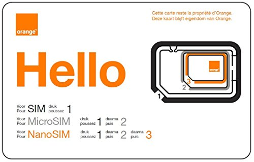 carte micro sim orange Orange sim free the best Amazon price in SaveMoney.es