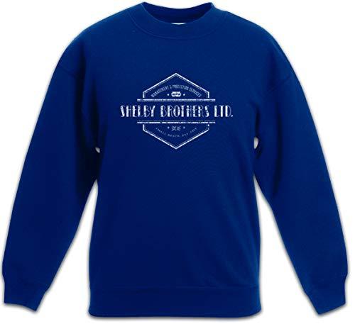 Urban Backwoods Shelby Brothers Ltd. Sudadera Suéter para Niños Niñas Pullover