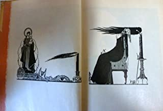 Faust Goethe, Illustrations By Harry Clarke, Deluxe Editions, J.J. Little, Ives New York No date--circa 1930's.