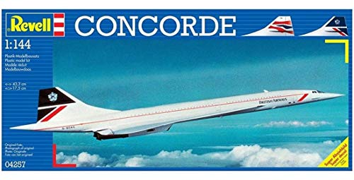 Price comparison product image Revell Germany Revell 04257 Concorde Airliner Model Kit