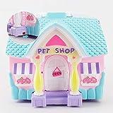 YAMMY Prinzessin Schloss Spielzeug, Schloss-Mädchen-Spielzeug, Interactive Prinzessin Spielzeug Mit Musik, Ton Und Beleuchtung, Educational Kinder Spielzeug, Babys