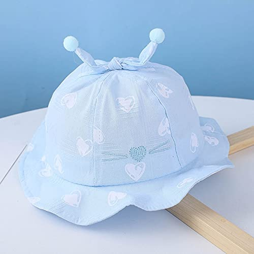 Baby Manufacturer direct delivery Hat Summer Girl Sunshade Sunscreen C Cute Boy Super sale period limited