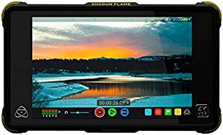 Atomos Shogun Flame Kit (Includes 7-inch 10-bit AtomHDR 1500nit Field Monitor Plus Full Accessories) ATOMSHGFL1
