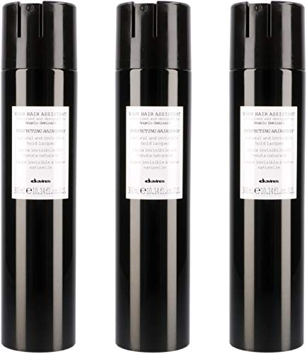 Davines Your Hair Assistant - Perfecting Haarspray 3x300 ml