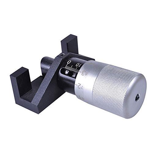 Tensiómetro de correas,Herramienta de calibre de correa de distribución Medidor de tensión de correas universal Medidor de tensión de la correa de la leva