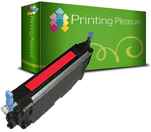 Printing Pleasure Q6473A Magenta Premium Toner kompatibel für HP Color Laserjet 3600 3600DN 3600N 3800 3800DN 3800DTN 3800N CP3505 CP3505N Canon I-Sensys MF-8450 MF-9130 MF-9170