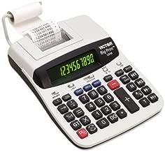1310 Big Print Commercial Thermal Printing Calculator, Black Print, 6 Lines/Sec, Sold as 2 Each