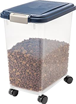 IRIS USA Airtight Pet Food Storage Container MP-8