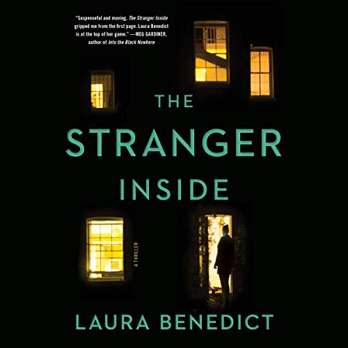 The Stranger Inside audiobook cover art