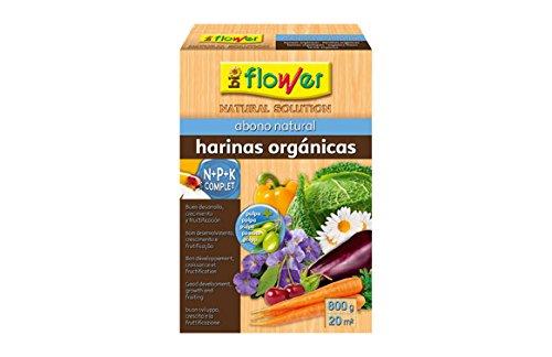 Flower 70574 70574-Harinas orgánicas, No Aplica, 16x5.5x23.5 cm