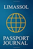 Limassol Passport Journal: Blank Lined Limassol (Cyprus) Travel Journal/Notebook/Diary - Great Gift/Present/Souvenir for Travelers