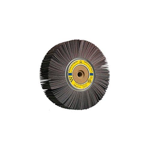 3 roues à lamelles corindon SM 611 H D. 165 x 50 x 13 mm Gr 120 - 15990