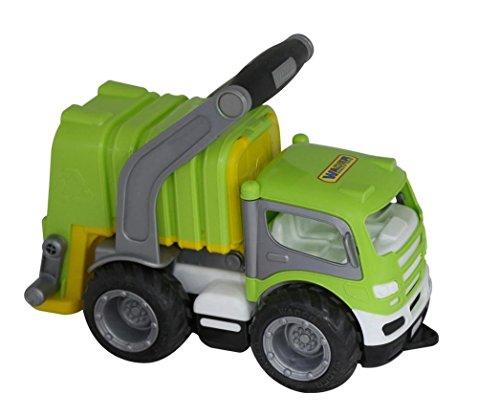 Polesie 37459 Griptruck Müllwagen (Box) – Spielzeugfahrzeuge, Mehrfarbig